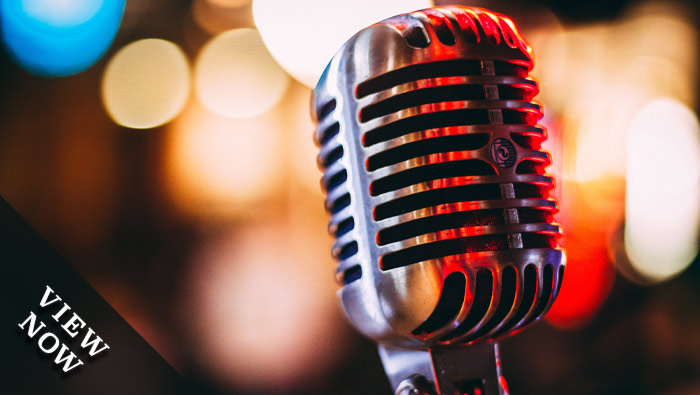 Blog Microphone Cover Photo